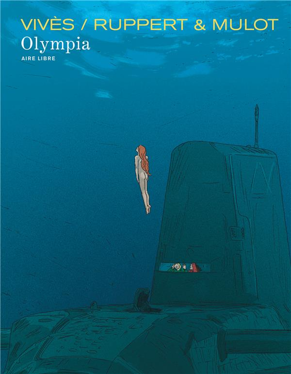 La grande odalisque t.2 ; Olympia