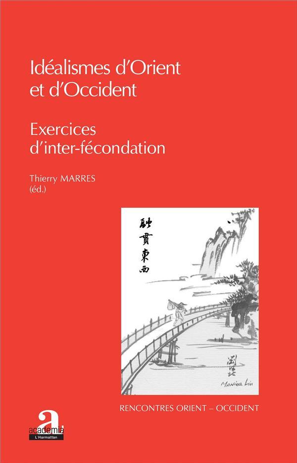 Idéalismes d'Orient et d'Occident ; exercices d'inter-fécondation