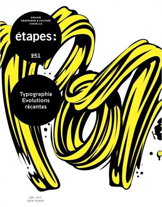 Typographie, evolutions recentes (edition 2019)