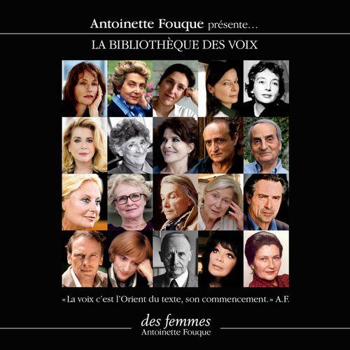 Extraits gratuits - Catalogue Bibliothèque des voix