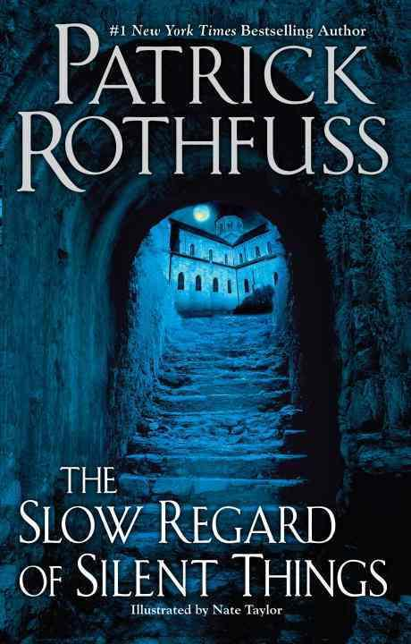 THE SLOW REGARD OF SILENT THINGS - A NOVELLA
