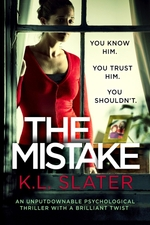 Vente EBooks : The Mistake  - K.L. Slater