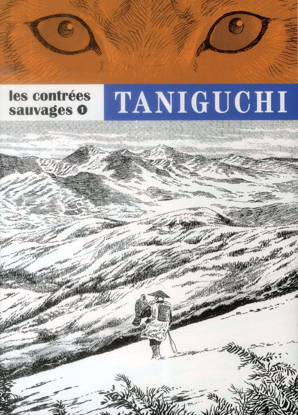 les contrees sauvages t.1