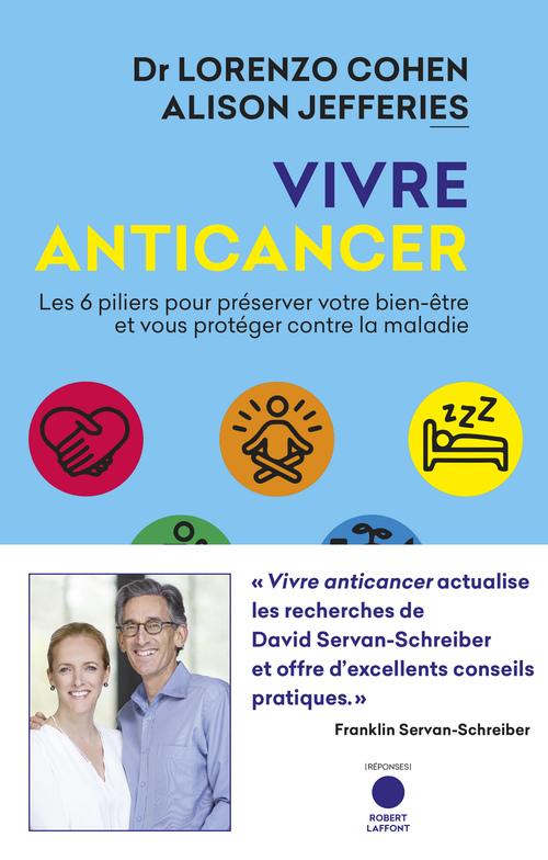 Vivre Anticancer  - Alison JEFFERIES  - Lorenzo COHEN
