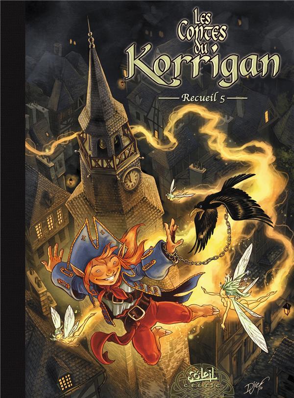 Les contes du Korrigan ; INTEGRALE VOL.5 ; T.9 ET T.10 ; recueil t.5