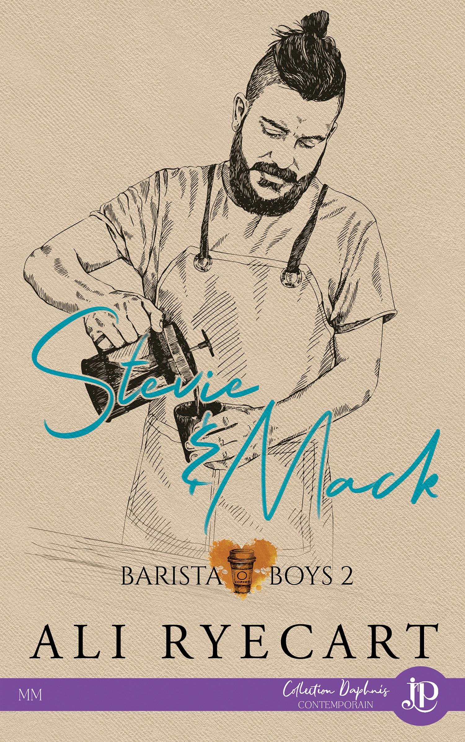 Barista boys - t02 - stevie & mack  - Ali Ryecart  - Ae Ryecart
