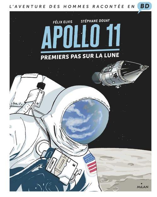 Apollo 11 ; premiers pas sur la lune