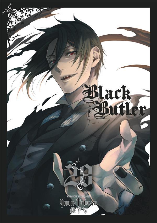 Black butler t.28