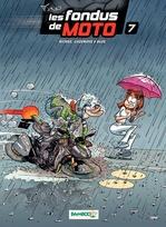 Vente Livre Numérique : Les Fondus de moto  - Hervé Richez - Christophe Cazenove