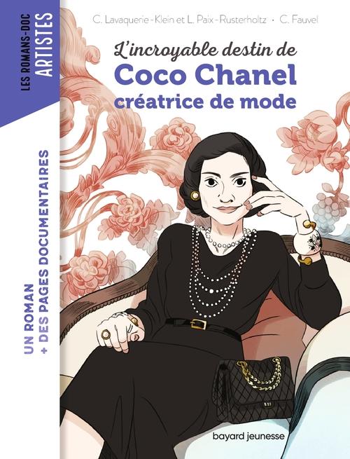 L'incroyable destin de Coco Chanel, créatrice de mode