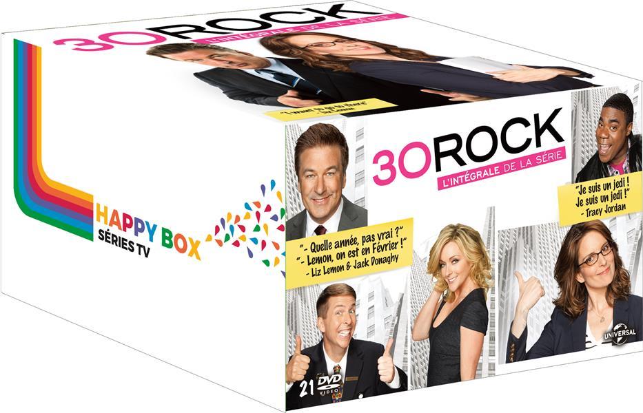 30 Rock - L'intégrale de la série