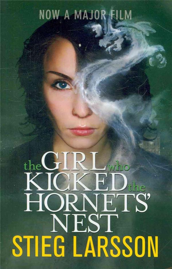 The girl who kicked the hornet's nest - film tie-in