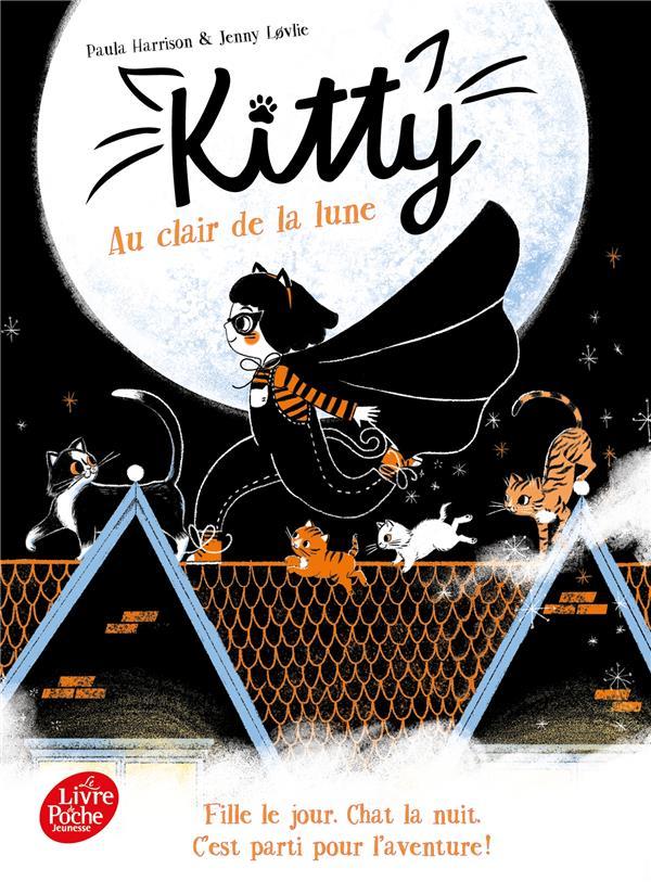 Kitty t.1 ; au clair de la lune