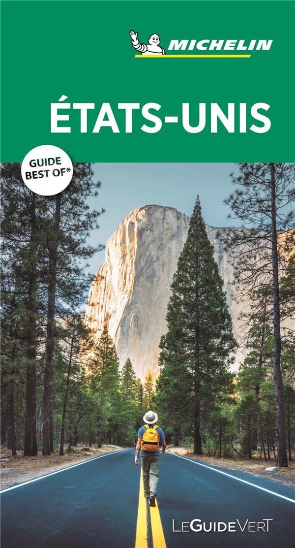 Le guide vert ; Etats-Unis
