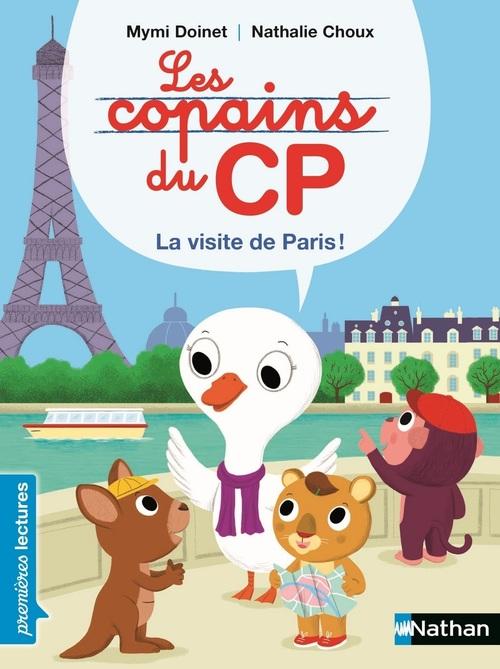 Les copains du CP ; la visite de Paris