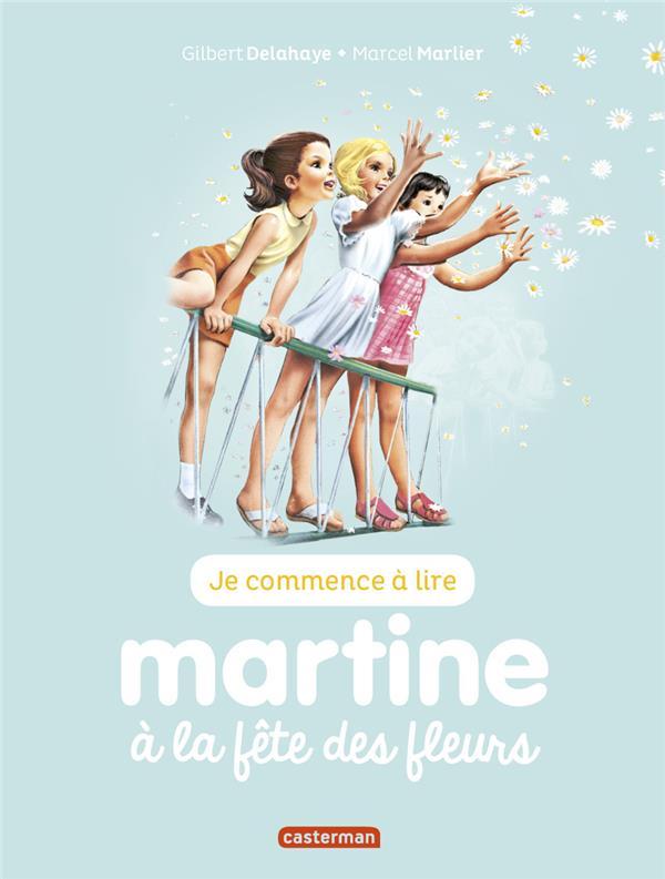 Je commence à lire avec Martine T.60 ; Martine à la fête des fleurs