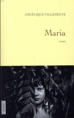 Couverture de Maria