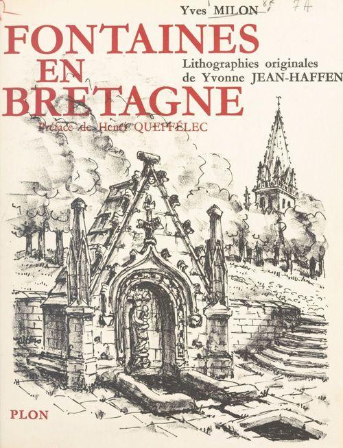 Fontaines en Bretagne