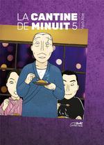 Couverture de La Cantine De Minuit 5