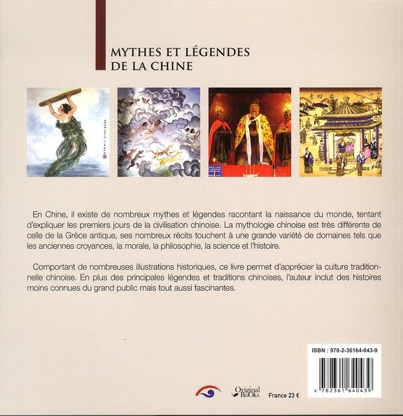 Mythes et légendes de la Chine