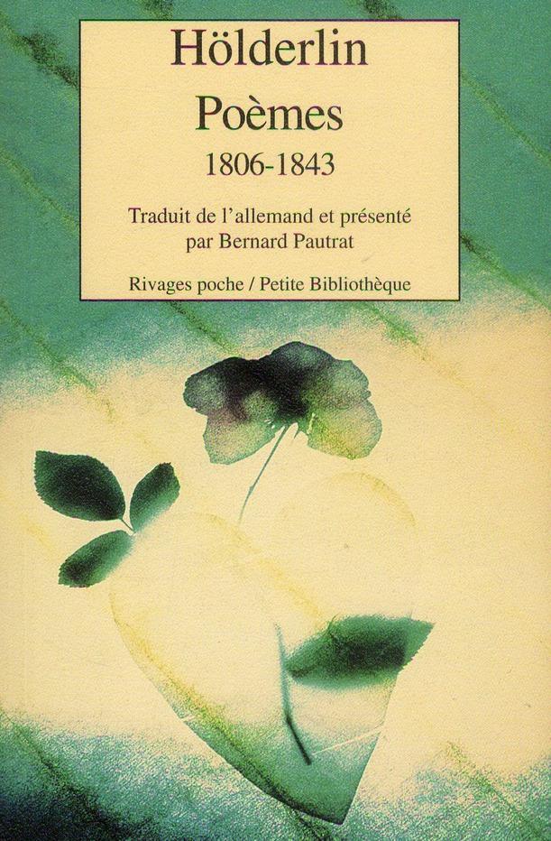 Poèmes, 1806-1843