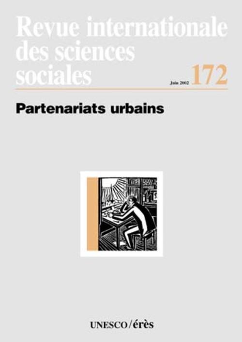 Revue riss t.172; partenariats urbains