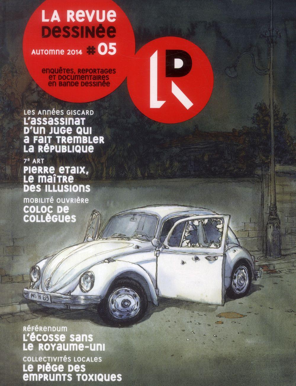 La revue dessinee n.5
