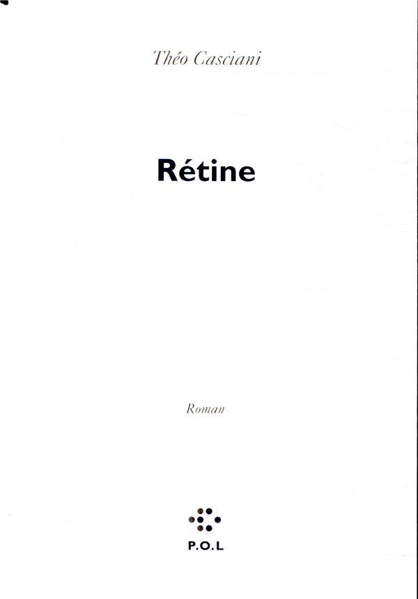 Rétine