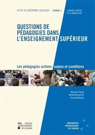 Questions De Pedagogie Dans L'Enseignement Superieur 2vol