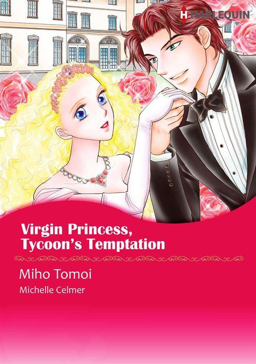 Harlequin Comics: Virgin Princess, Tycoon's Temptation