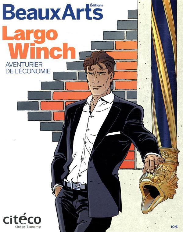 Largo Winch : aventurier de l'économie