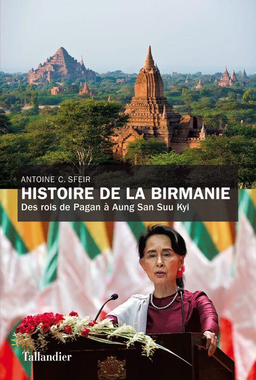 Histoire de la Birmanie