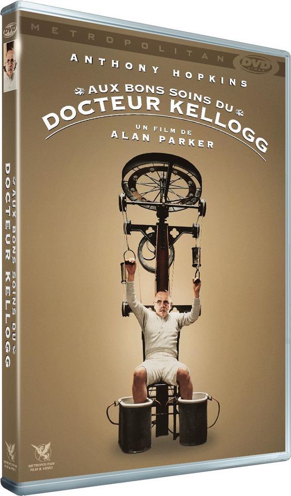 Aux bons soins du Docteur Kellogg