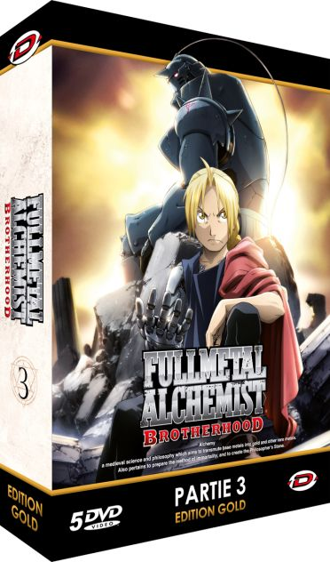 fullmetal alchemist brotherhood, vol. 3