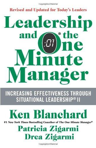 LEADERSHIP AND THE ONE MINUTE