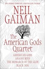 Vente EBooks : The American Gods Quartet  - Neil Gaiman