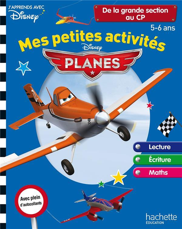 Mes petites activités avec Planes ; de la grande section au CP