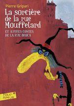 Vente EBooks : La sorcière de la rue Mouffetard et autres contes de la rue Broca  - Pierre Gripari