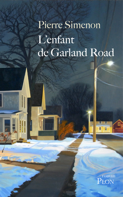 L'enfant de Garland Road  - Pierre SIMENON