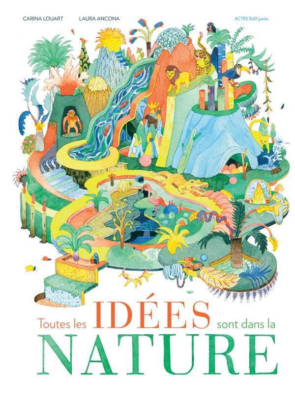 Toutes les idées sont dans la nature ! le biomimétisme