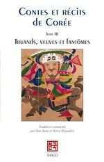 Vente Livre Numérique : Contes et récits de Corée - Tome III  - Collectif