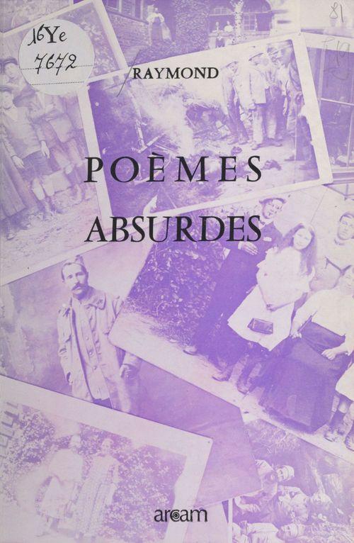 Poèmes absurdes