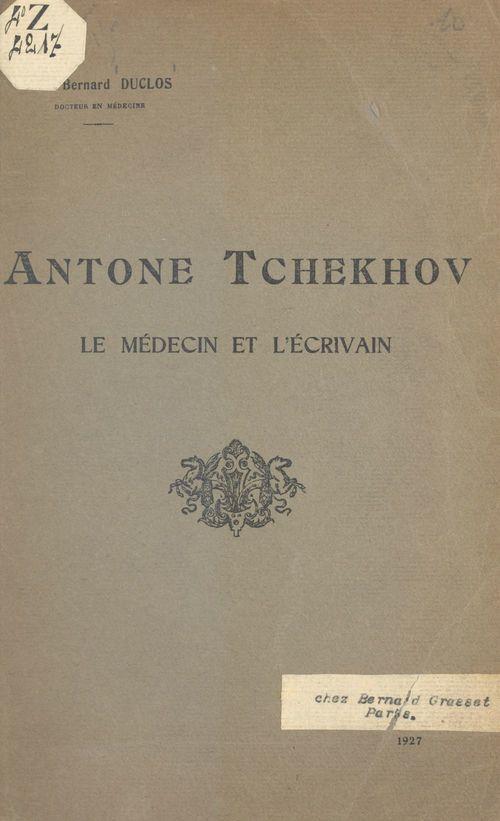 Antone Tchekhov