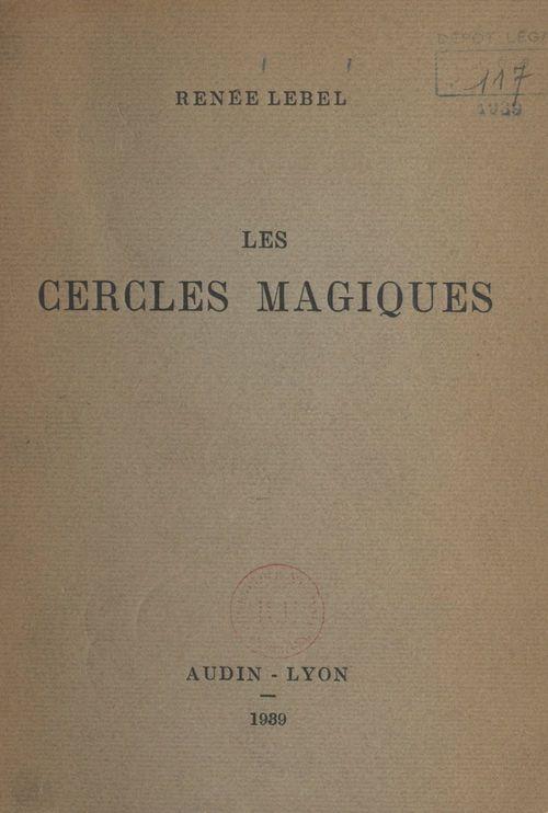 Les cercles magiques