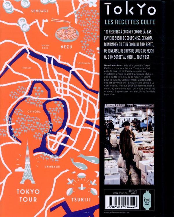 Les recettes culte ; Tokyo