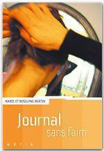 Vente Livre Numérique : Journal sans faim  - Roselyne Bertin - Marie Bertin