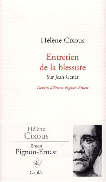 Entretien de la blessure, sur Jean Genet