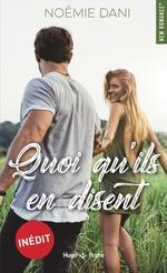Vente EBooks : Quoi qu'ils en disent  - Noémie Dani