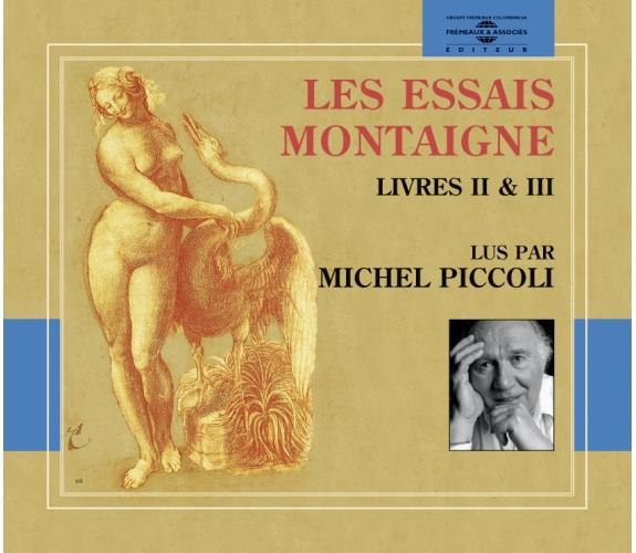 Les Essais T.2 ; Livres Ii Et Iii