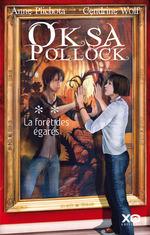 Vente Livre Numérique : Oksa Pollock - tome 2 La forêt des égarés  - Anne Plichota - Cendrine Wolf